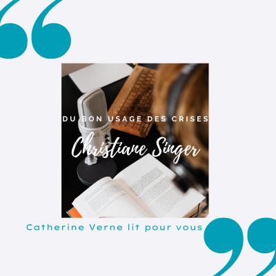 Christiane Singer dans le texte
