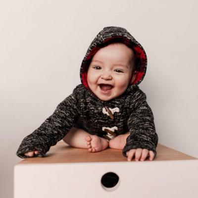 bébé riant
