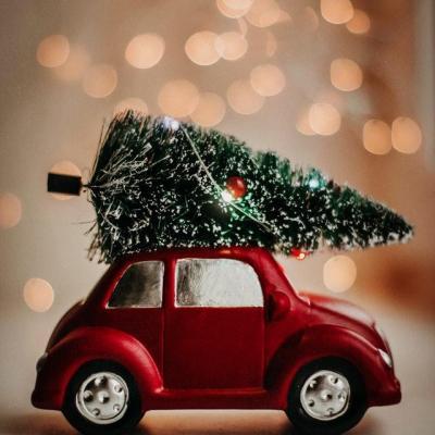 en route pour Noël